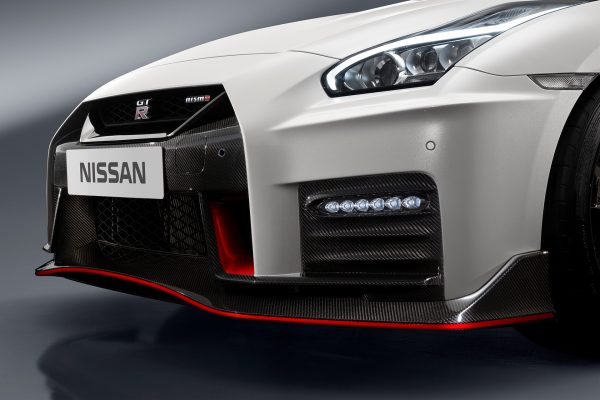 Nissan 2017 GT-R Nismo - 2016 - front light / optique avant